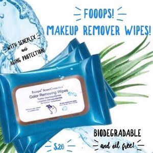 Goops Color Removing Wipes, NWT